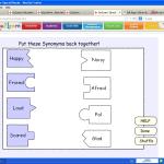 practicar sinonimos y antonimos