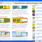 varios juegos para aprender vocabulario