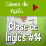 Clase 14 – BE + Profesiones, Personas y Cosas [VIDEO]