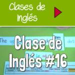 Clase 16: El Orden de los Adjetivos [VIDEO]