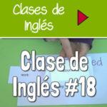 Cómo aprender los verbos REGULARES en inglés [VIDEO & PDF]