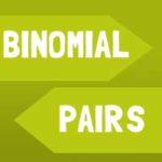 Los Pares Binomiales en Inglés (Binomial Pairs)